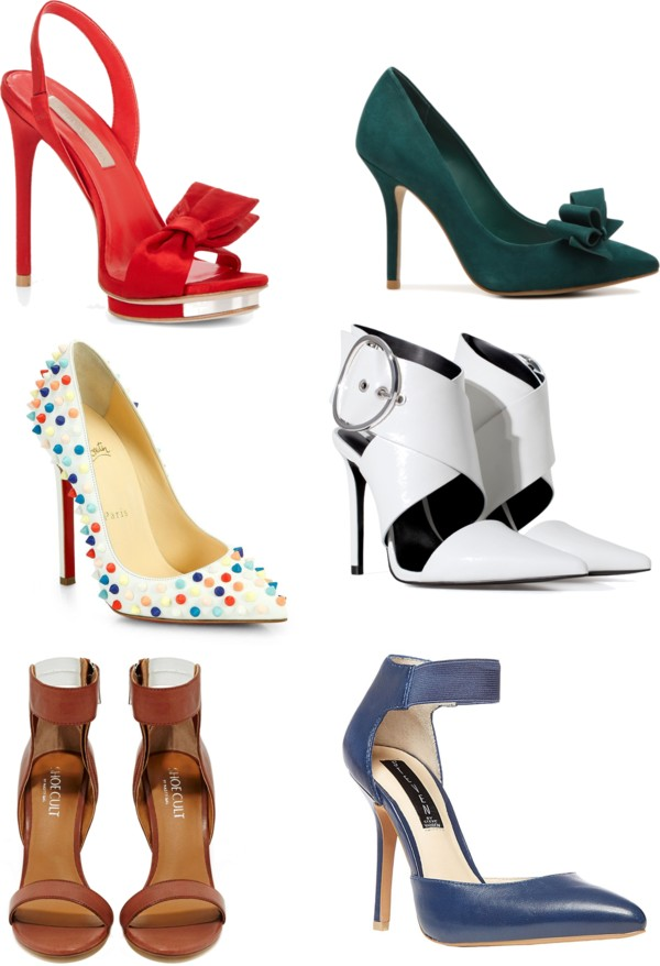 My spring shoe picks
